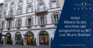 Hotel Milano scala programma sky