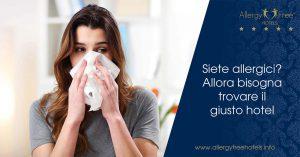 allergie hotel