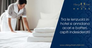 lenzuola hotel acari