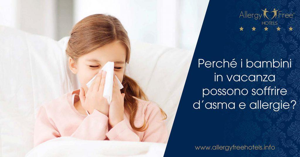 bambini allergie